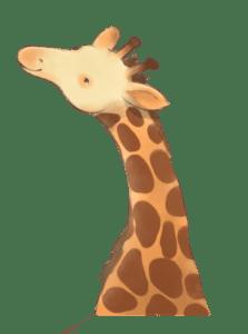 come disegnare una giraffa