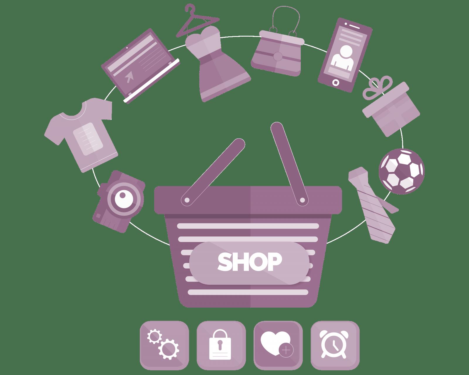 realizzazione siti E-COMMERCE web Legnano