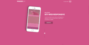 Siti web minimal MILANO