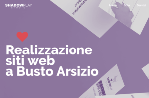 web design busto arsizio siti web