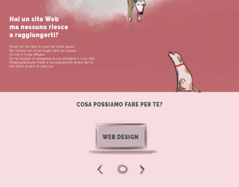 web design milano