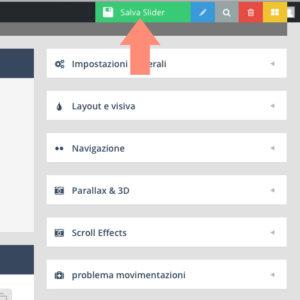 Revolution Slider tutorial Italiano 2017