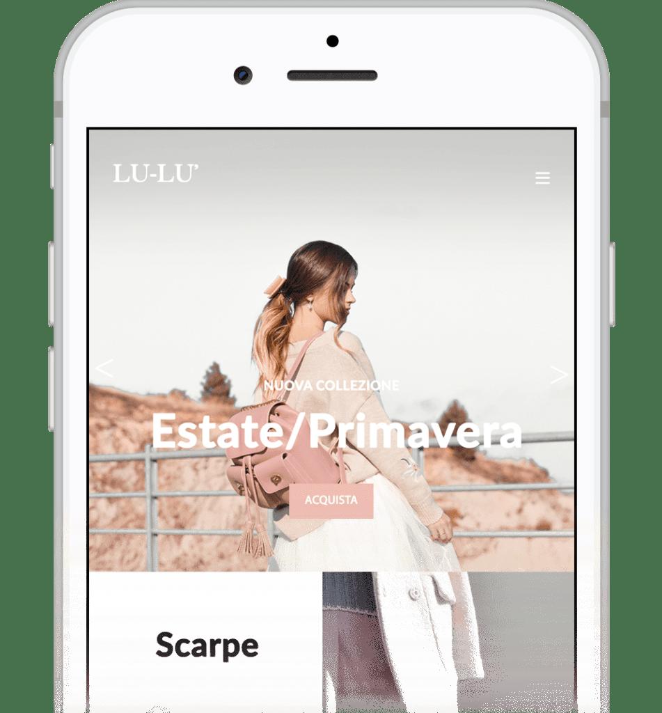 realizzazione siti web per negozi milano