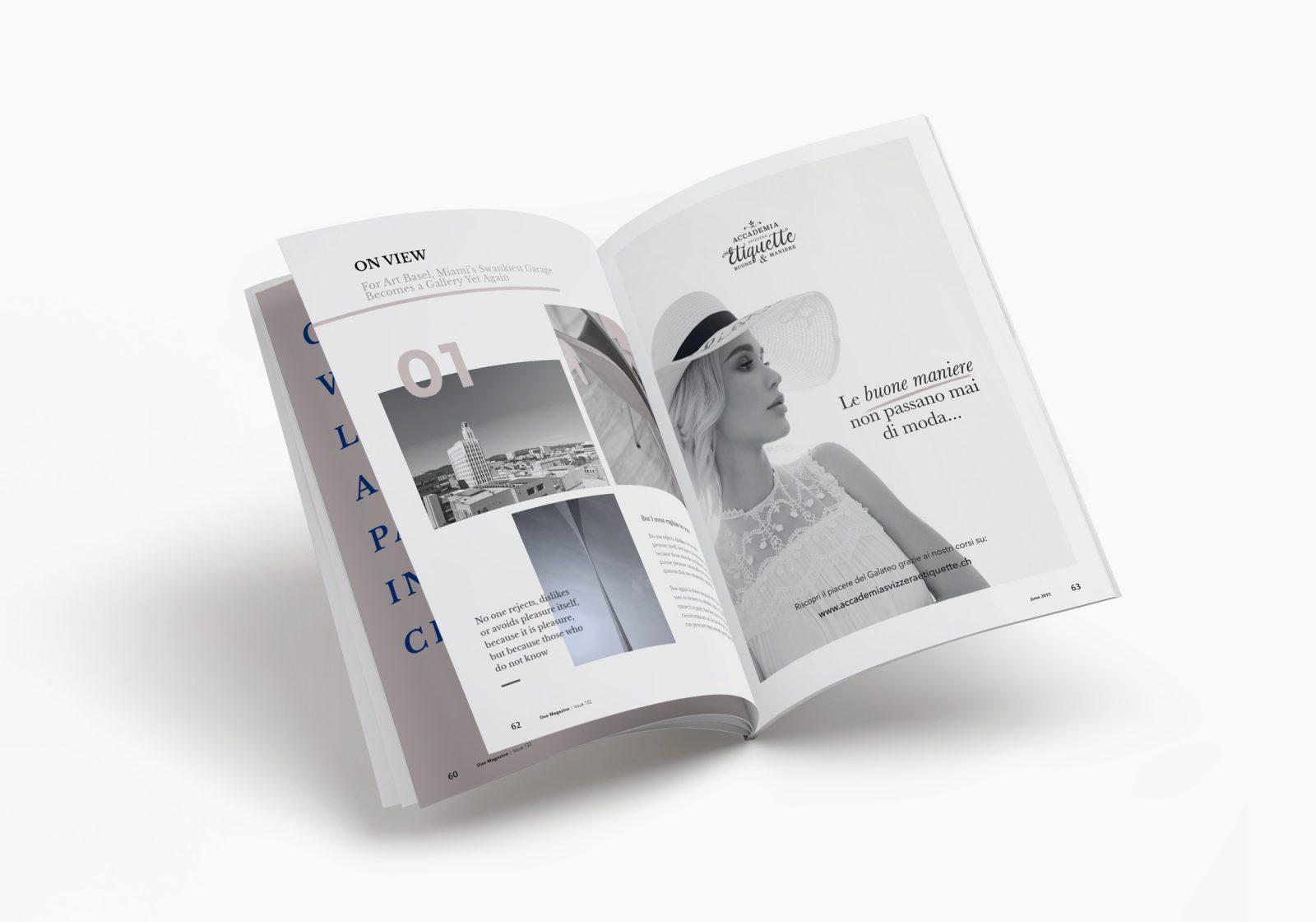 Creazione Brochure Milano