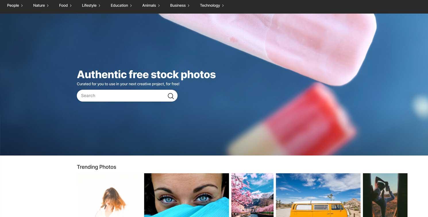 Scaricare immagini gratis